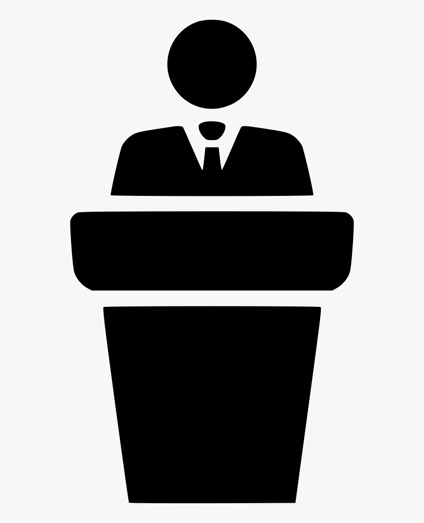 Businessman - Seminar Icon For Resume, HD Png Download, Free Download