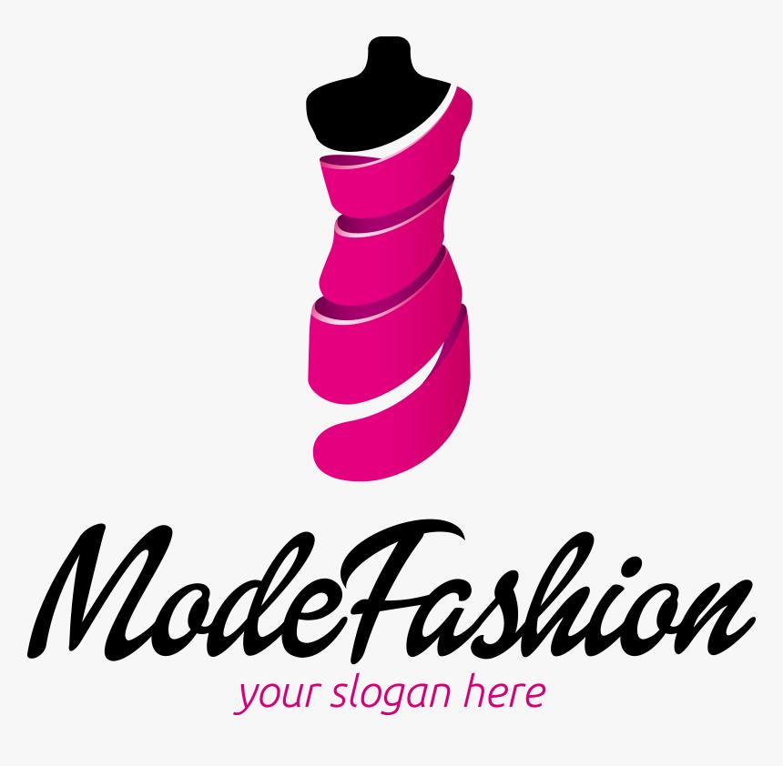 Fashion Design Logo Women Fashion Vector Hd Png Download