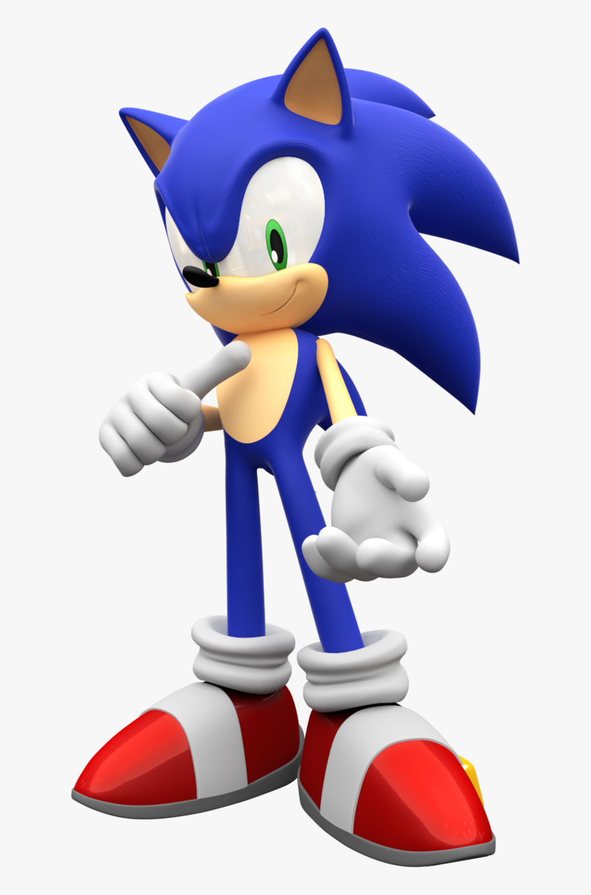 Svg Stock Sonic The Render By Mintenndo Stuff Pinterest Sonic The Hedgehog Render Hd Png Download Kindpng