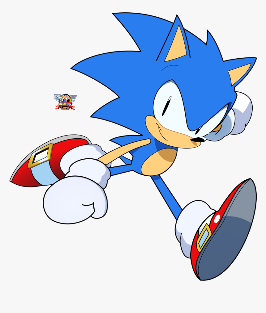 Sonic The Hedgehog Drawing Sketch Sonic The Hedgehog Drawing Hd Png Download Kindpng