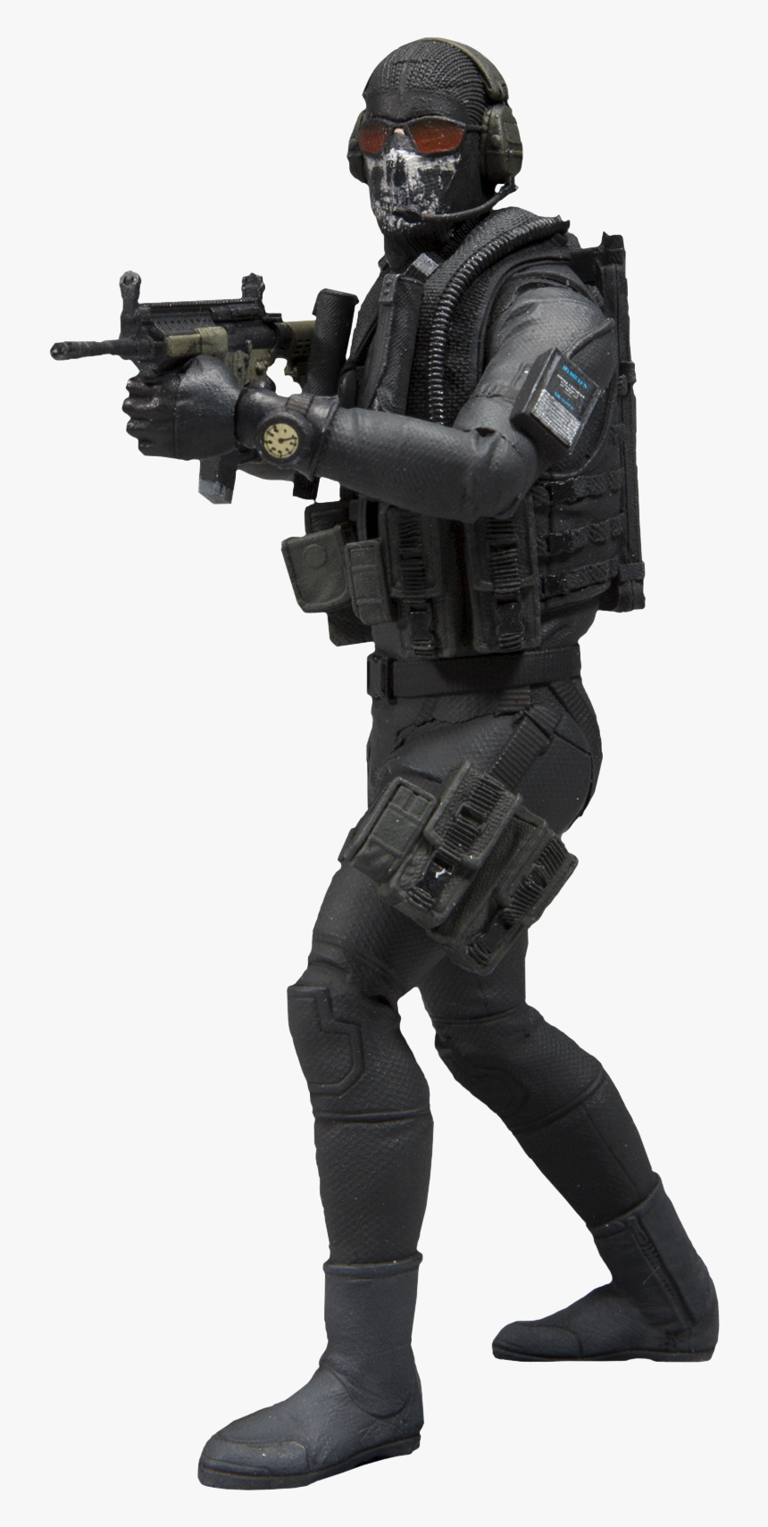Call Of Duty - Call Of Duty Ghost Figure, HD Png Download, Free Download