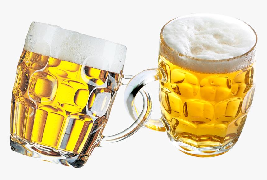 Beer Mug Png Transparent Image - Beer In Mug Png, Png Download, Free Download