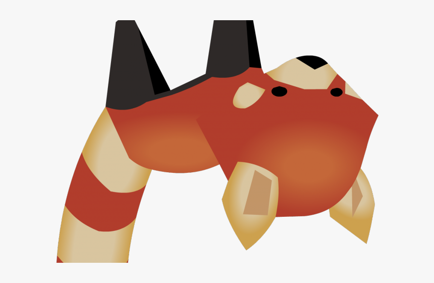 Red Panda Clipart Wolf - Animal Jam Animals Red, HD Png Download, Free Download