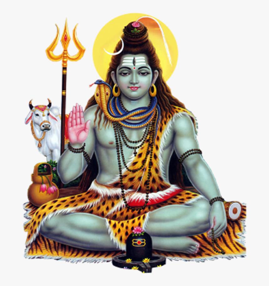 Clip Art God Shiva Images - Shiva Png, Transparent Png, Free Download