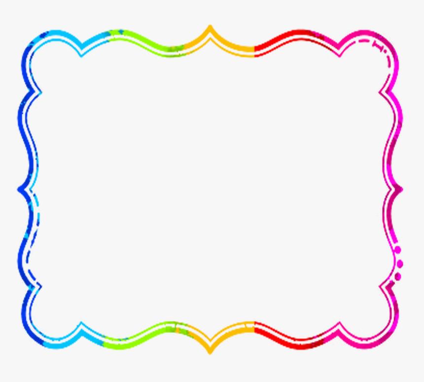 Fancy Border Png - Transparent Frame Border Clipart, Png Download, Free Download