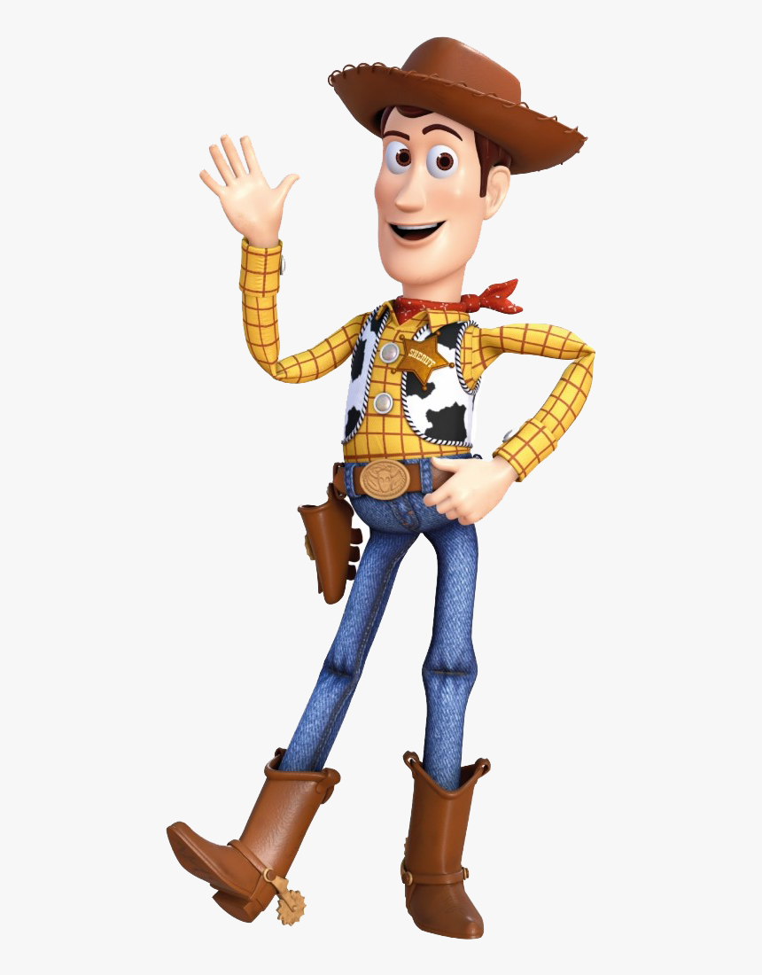 Woody Khiii - Kingdom Hearts 3 Woody And Buzz, HD Png Download, Free Download