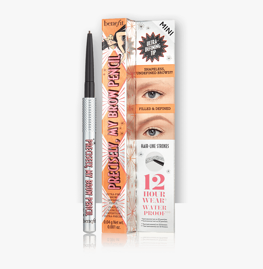 Precisely My Brow, Mini And Box - Benefit Cosmetics, HD Png Download, Free Download