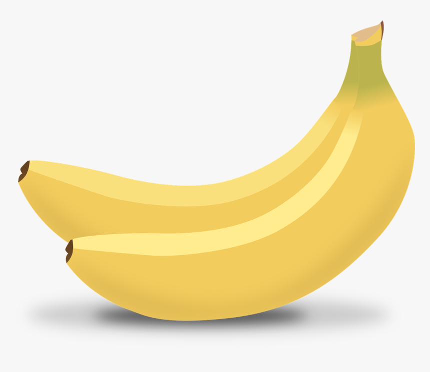 banana vector graphic bananas yellow tropical fruits banana vector png transparent png kindpng banana vector graphic bananas yellow