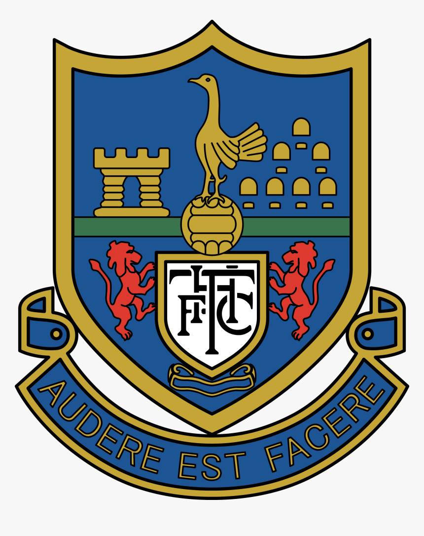Fc Tottenham Hotspur Tottenham Hotspur Club Crest Hd Png Download Kindpng