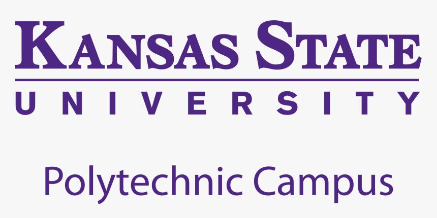 Kansas State Polytechnic - Logo K State University, HD Png Download, Free Download