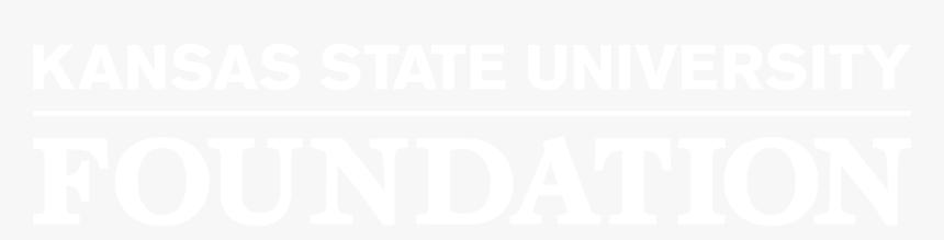 Ksuf Logo In White - Kansas State University, HD Png Download, Free Download