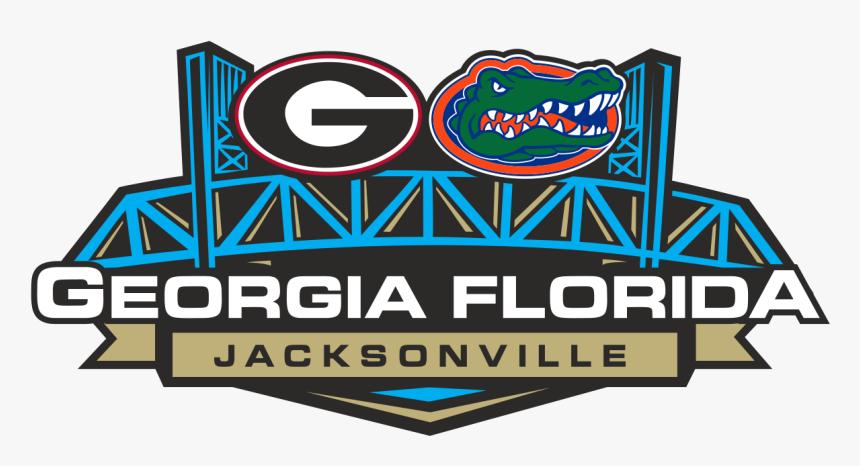 Florida Gators Logo Png - Florida Vs Georgia 2019, Transparent Png, Free Download