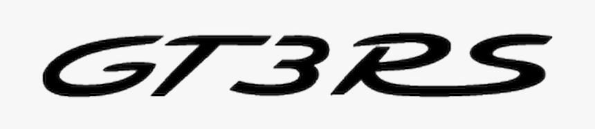 Porsche Gt3 Rs Logo Vector, HD Png Download, Free Download