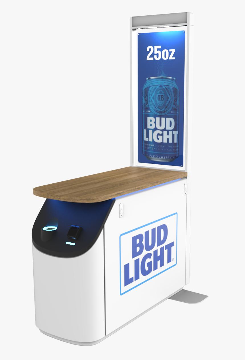 Beer Box Vending Machine - Shelf, HD Png Download, Free Download