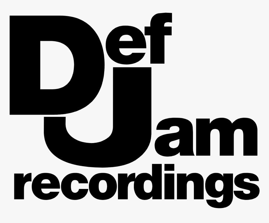 Clip Art Record Label Logo - Def Jam Records Logo, HD Png Download, Free Download