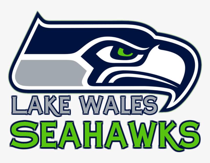 Seattle Seahawks Logo Transparent Clipart , Png Download - Lake Wales Seahawks, Png Download, Free Download
