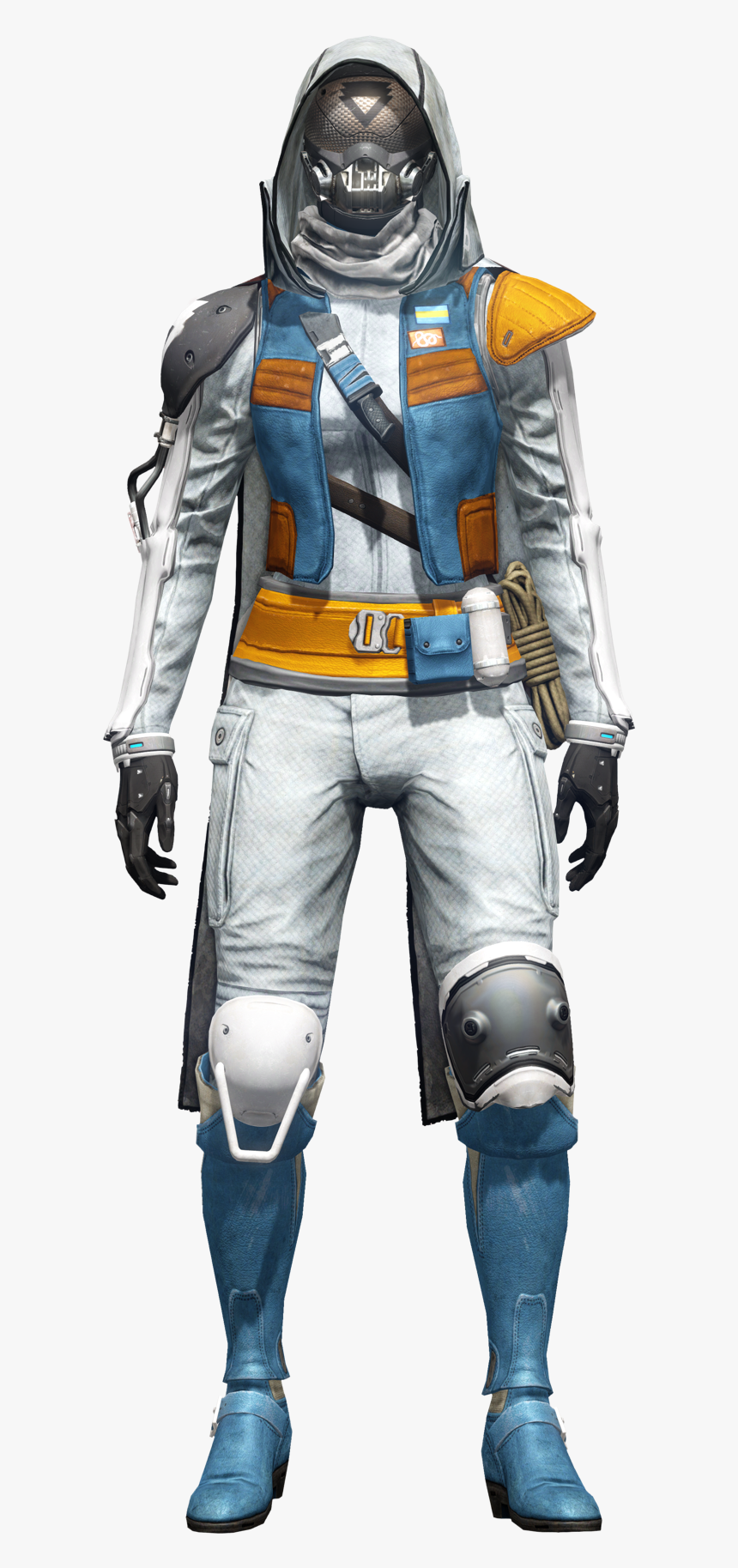 Gallery Image - Destiny Hunter Long Tomorrow, HD Png Download, Free Download