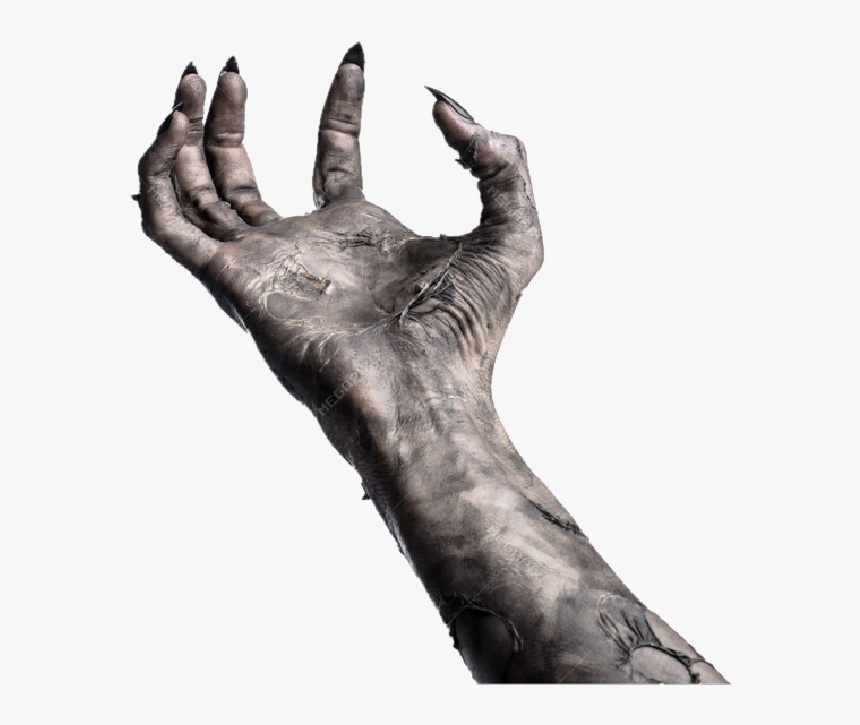 Transparent Creepy Man Png - Scary Hand Transparent Background, Png Download, Free Download