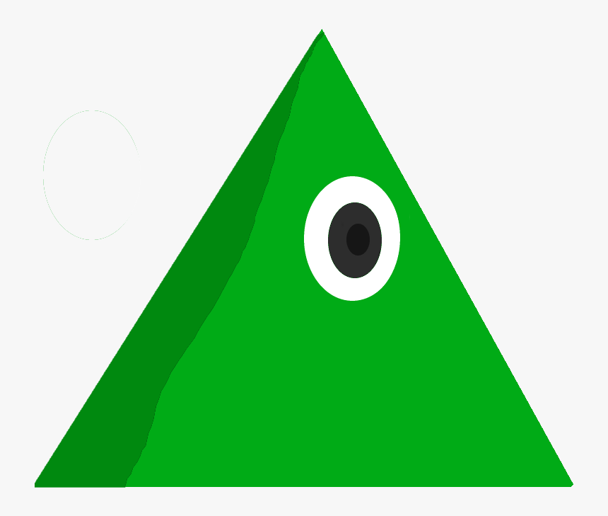 Illuminati Triangle Png - Horus Eye In Triangle Png Transparent, Png Download, Free Download