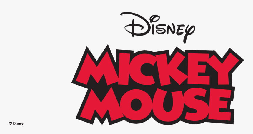 Mickey Mouse Logo Png Transparent, Png Download, Free Download