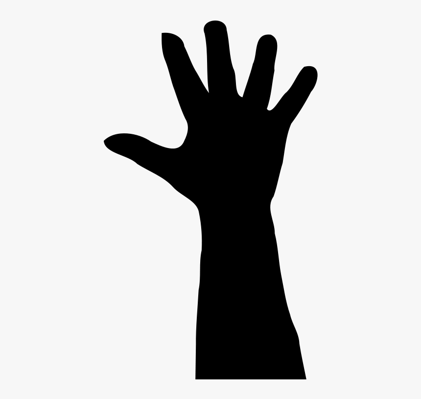 Worship Hand Clipart - Hand Reaching Up Icon, HD Png Download, Free Download