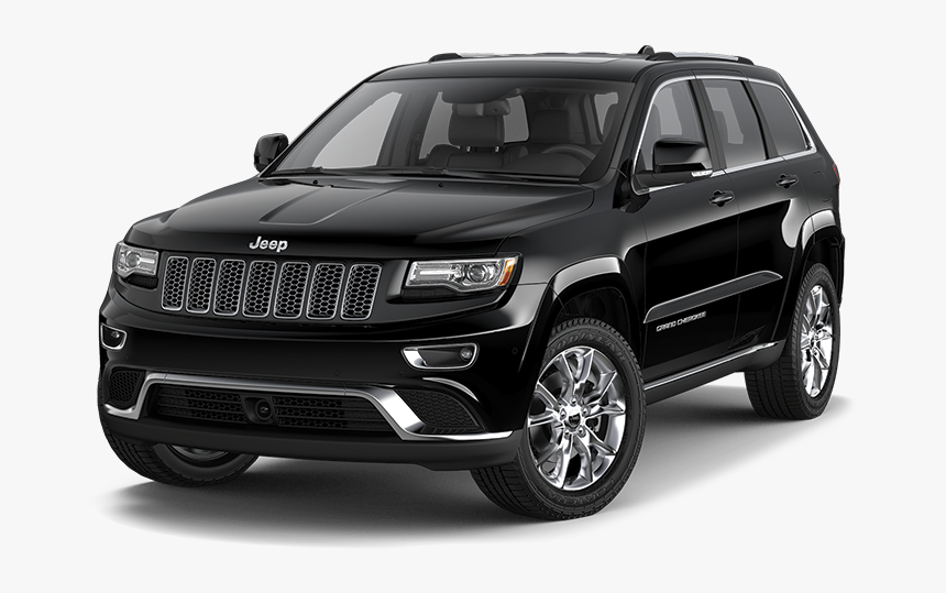 2017 Jeep Grand Cherokee Png - Black Jeep Cherokee 2017, Transparent Png, Free Download
