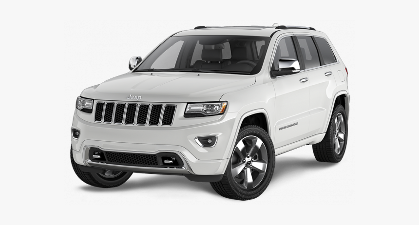 2014 Jeep Grand Cherokee Overland - Kit Srt Grand Cherokee, HD Png Download, Free Download