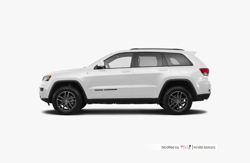 Grand Cherokee - 2019 Jeep Grand Cherokee Upland White, HD Png Download, Free Download