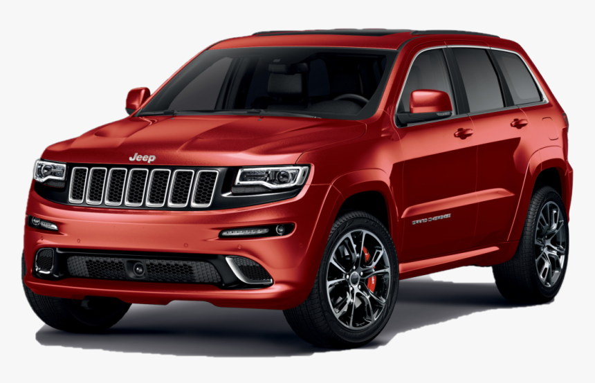 Grand Cherokee Srt8 - Jeep Grand Cherokee Srt Png, Transparent Png, Free Download