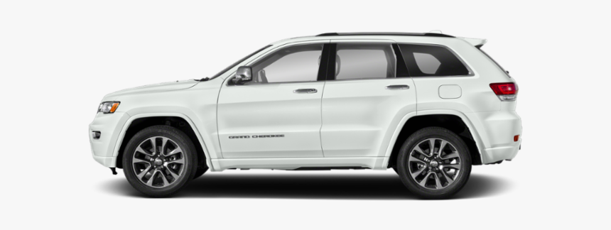 2019 White Jeep Grand Cherokee Limited, HD Png Download, Free Download