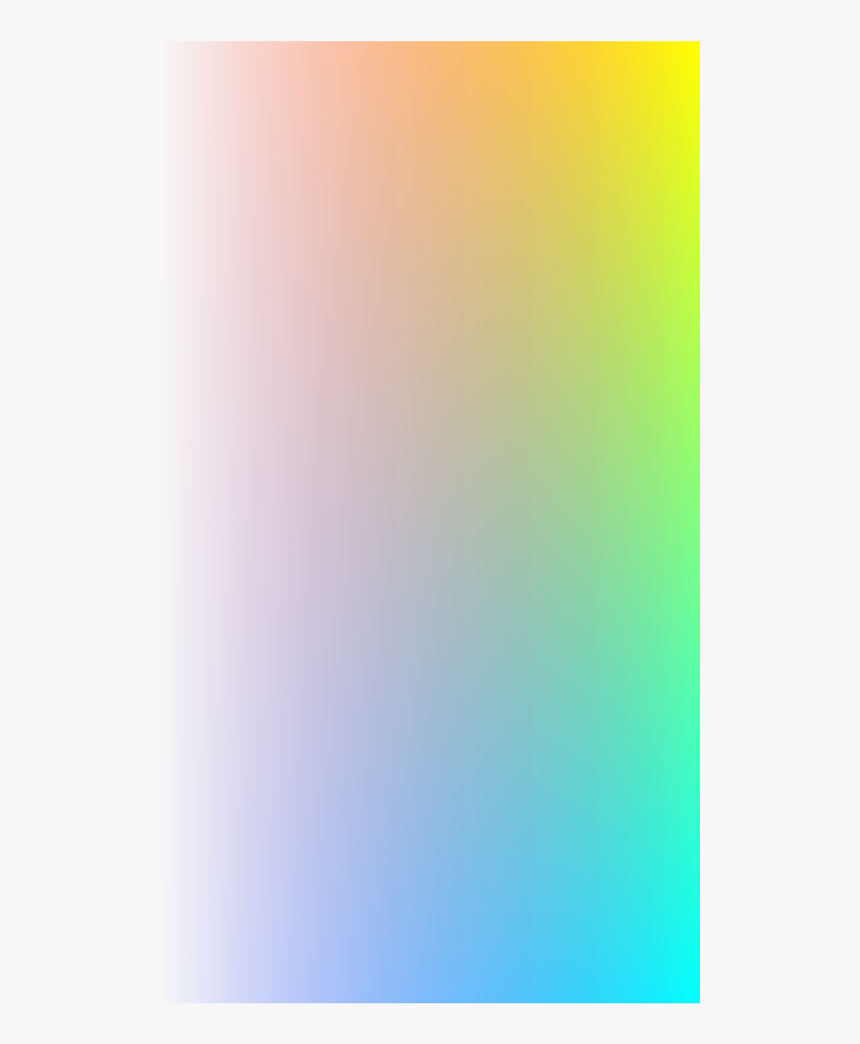 Rainbow Png Overlays - Rainbow Overlays, Transparent Png, Free Download