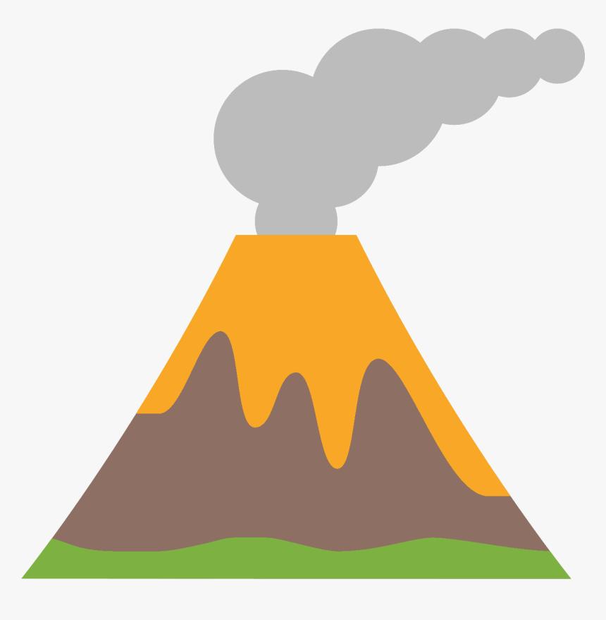 Erupting volcano stock illustration. Illustration of blue - 22991834