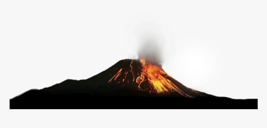 Volcano Png Transparent Png Kindpng