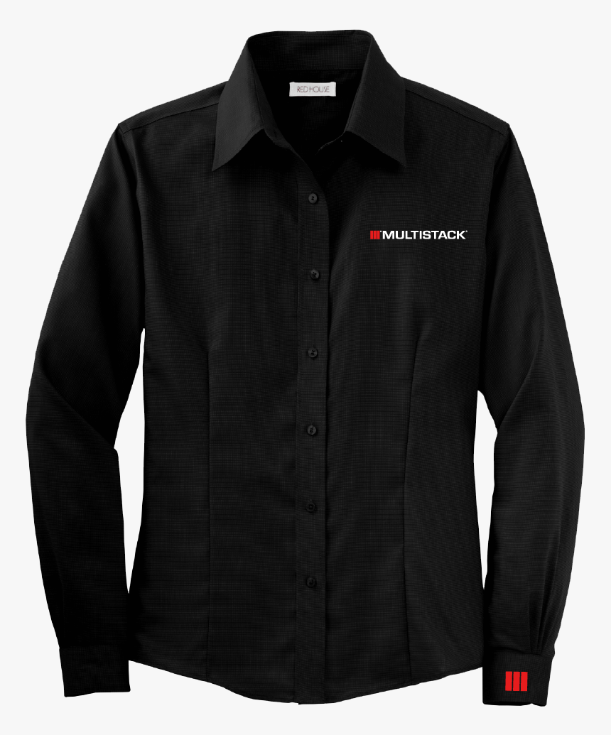 Dress Shirt Png Clipart - Black Crew Neck Sweatshirt Mens, Transparent Png, Free Download