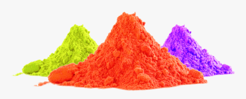 रंगों के त्योहार में रंग से रहें सावधान - Full Hd Happy Holi Png, Transparent Png, Free Download