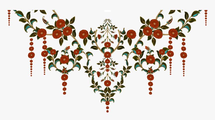 Vector Flower Design,vector Art Flower, Textile Flower - Vector Flower Png, Transparent Png, Free Download