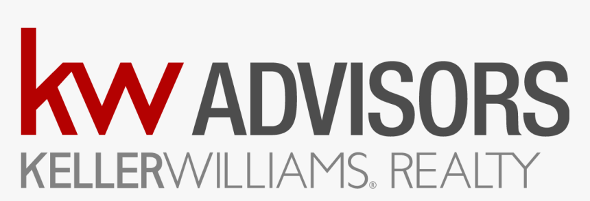 Kw Advisors Keller Williams Png Logo - Keller Williams Realty, Transparent Png, Free Download