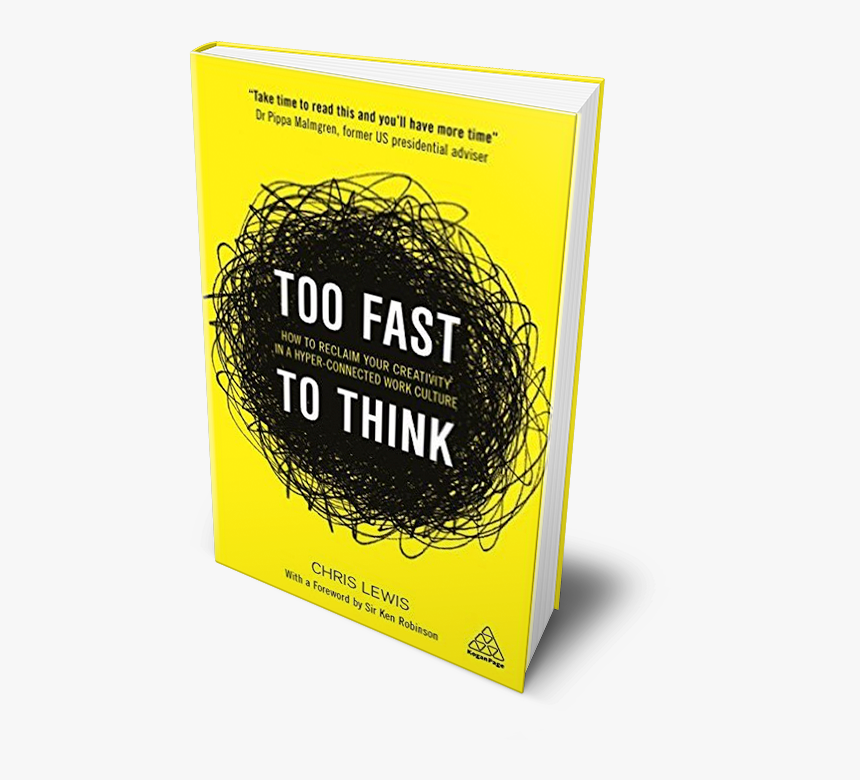 """""""we""""re Too Busy, Too Overloaded With Information And - Too Fast To Think, HD Png Download, Free Download"""
