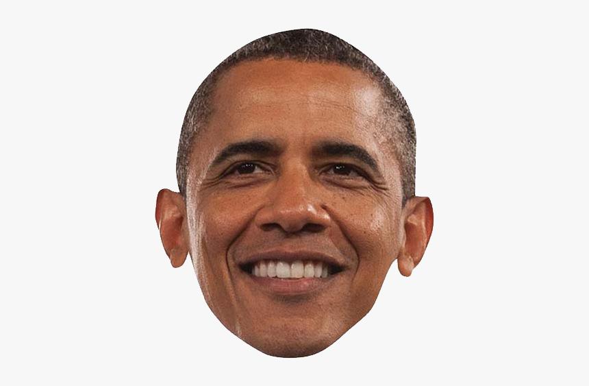 Barack Obama Png Image - Barack Obama Face Png, Transparent Png, Free Download