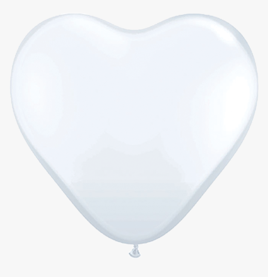 White Colour Heart, HD Png Download, Free Download