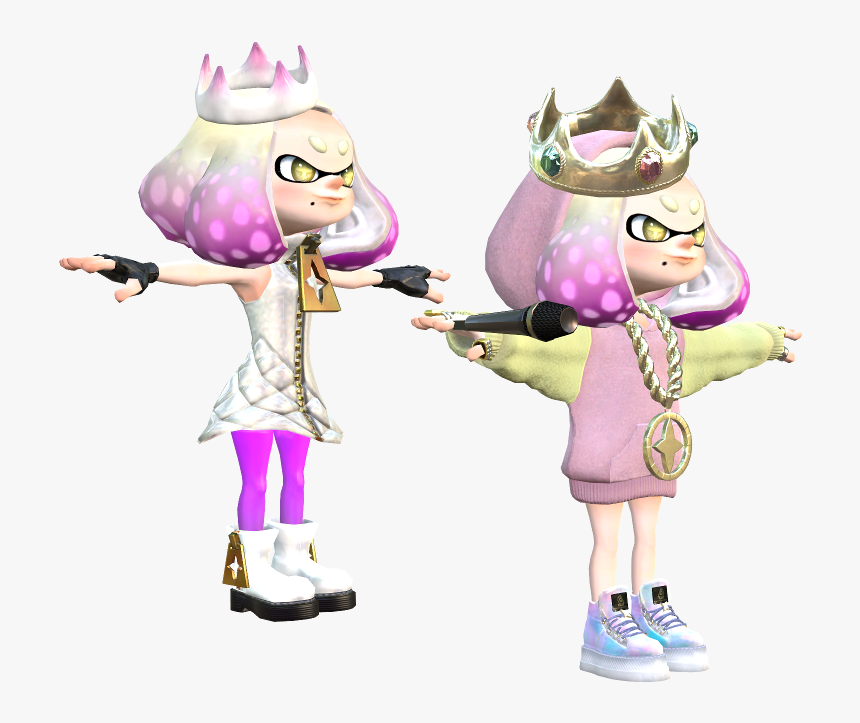 Download Zip Archive - Pearl Splatoon Model, HD Png Download, Free Download