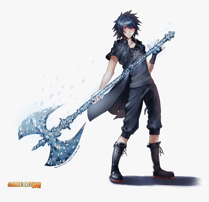 Final Fantasy Xv Noctis Weapon, HD Png Download, Free Download
