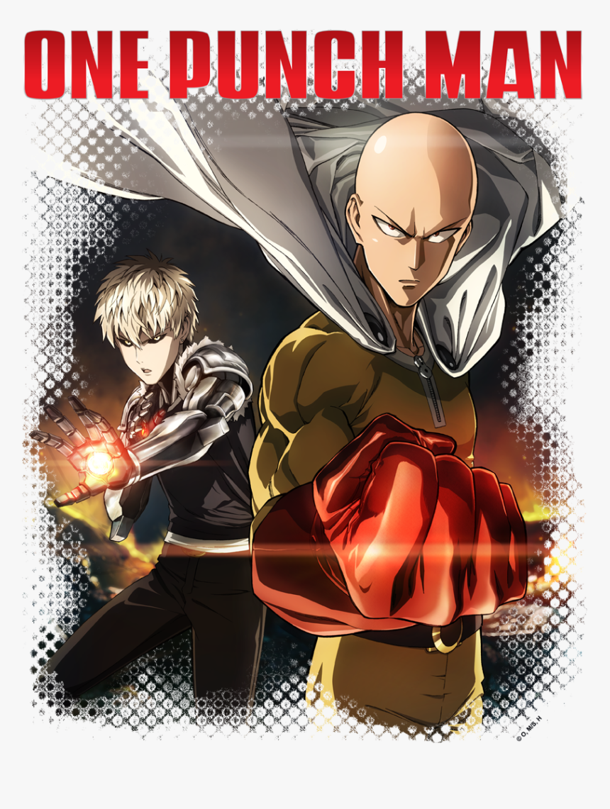 Adn One Punch Man - One Punch Man, HD Png Download, Free Download