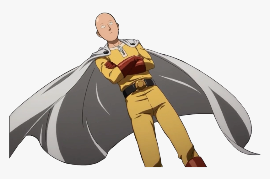 Transparent One Punch Man Png - One Punch Man Png, Png Download, Free Download