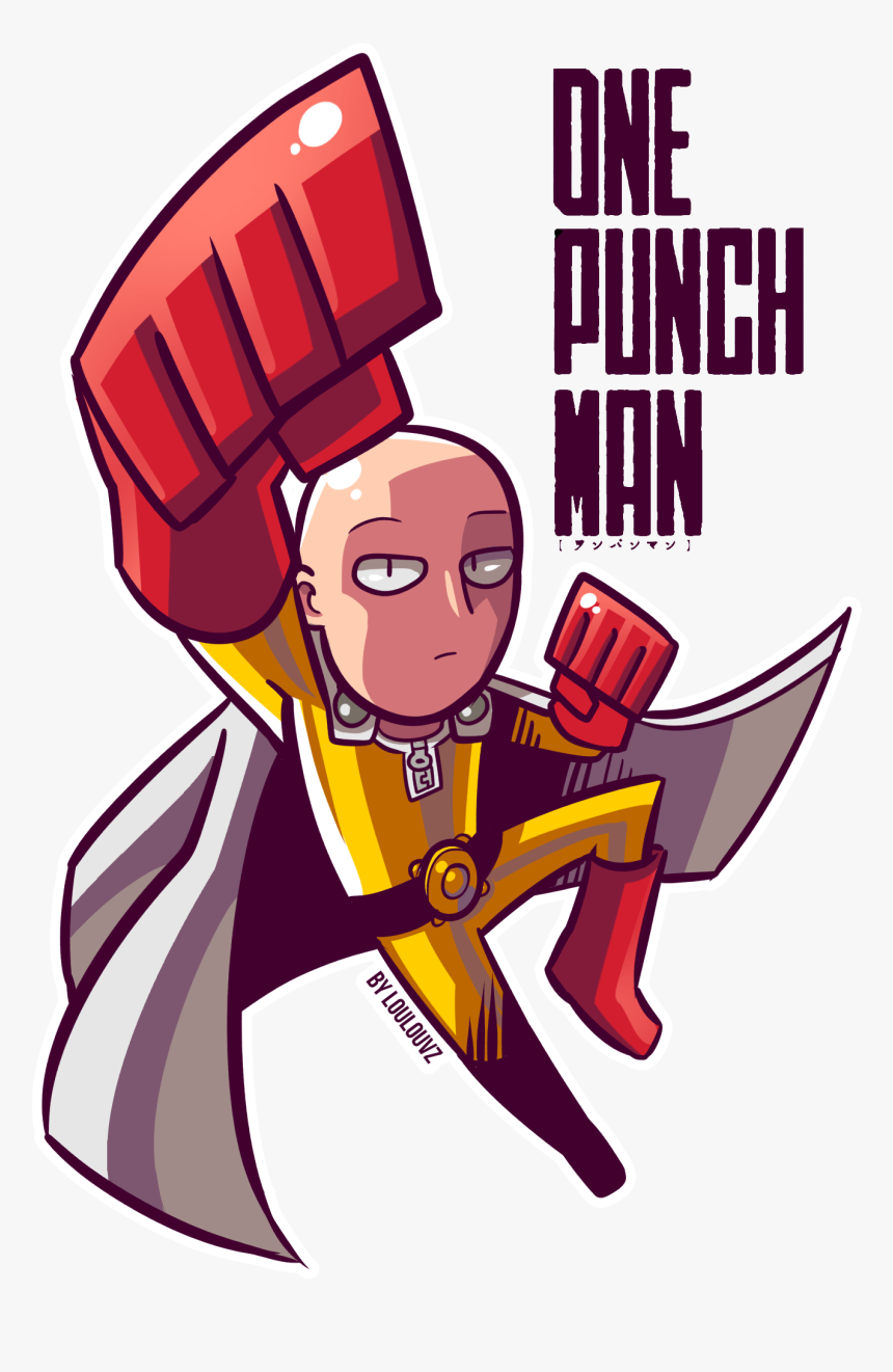 One Punch Transparent Png - One Punch Man Png, Png Download, Free Download