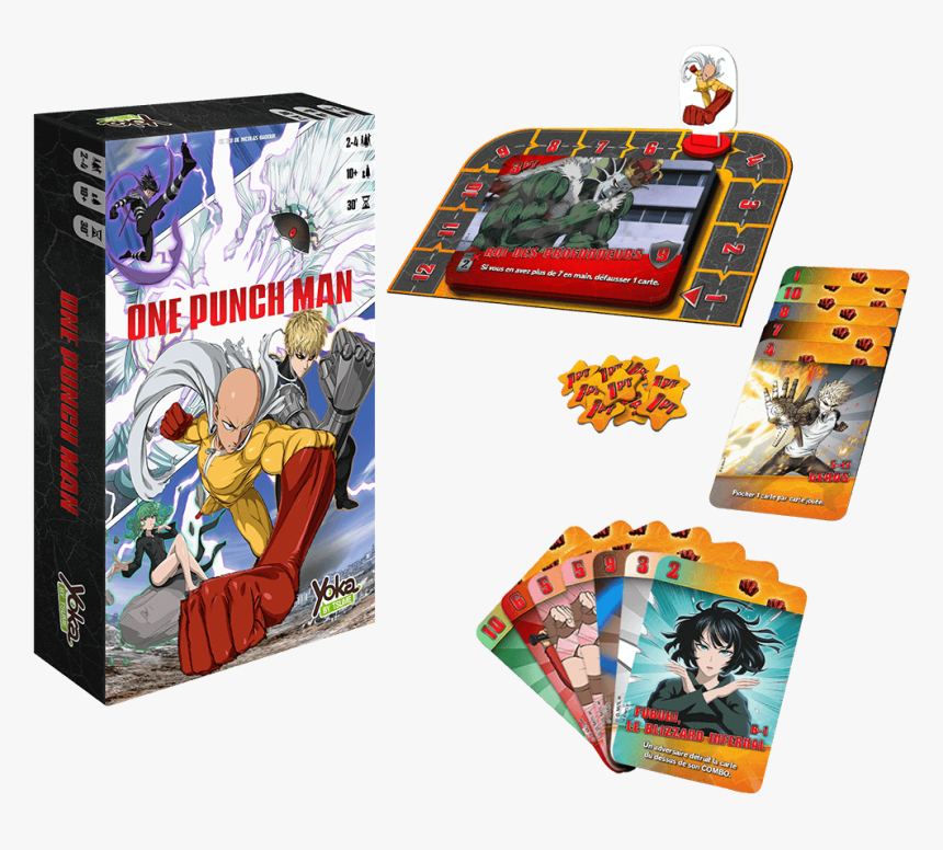 Game One Punch Man, HD Png Download, Free Download