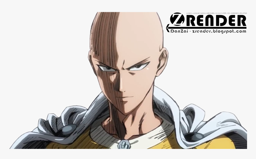 One Punch Man - Serious One Punch Man, HD Png Download, Free Download