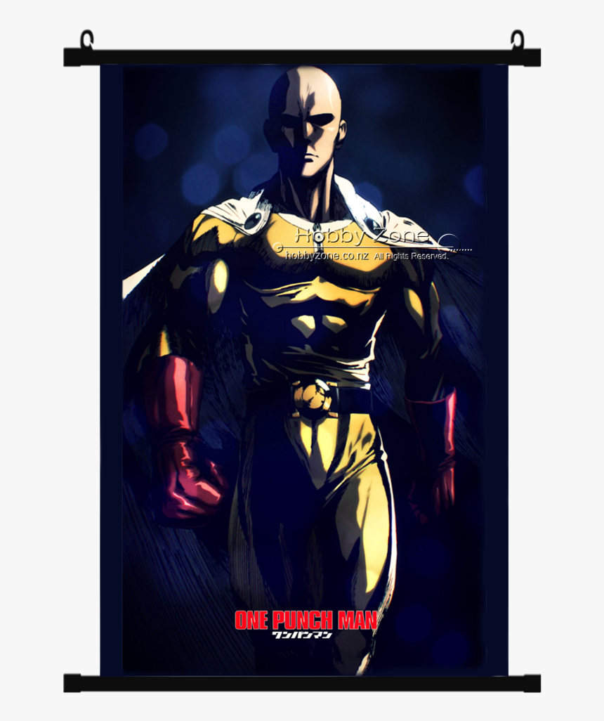 Anime One Punch Man Season 2, HD Png Download, Free Download