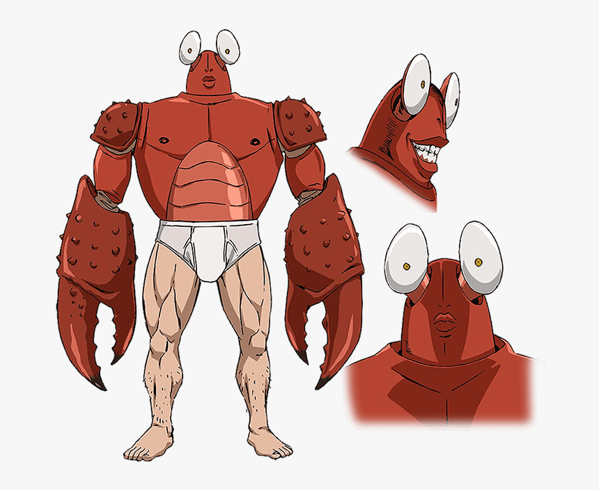 One Punch Man Crab Guy, HD Png Download, Free Download