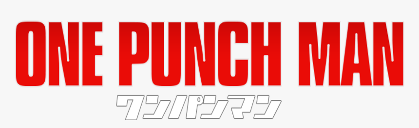 One Punch Man Logo Png - One Punch Man, Transparent Png, Free Download
